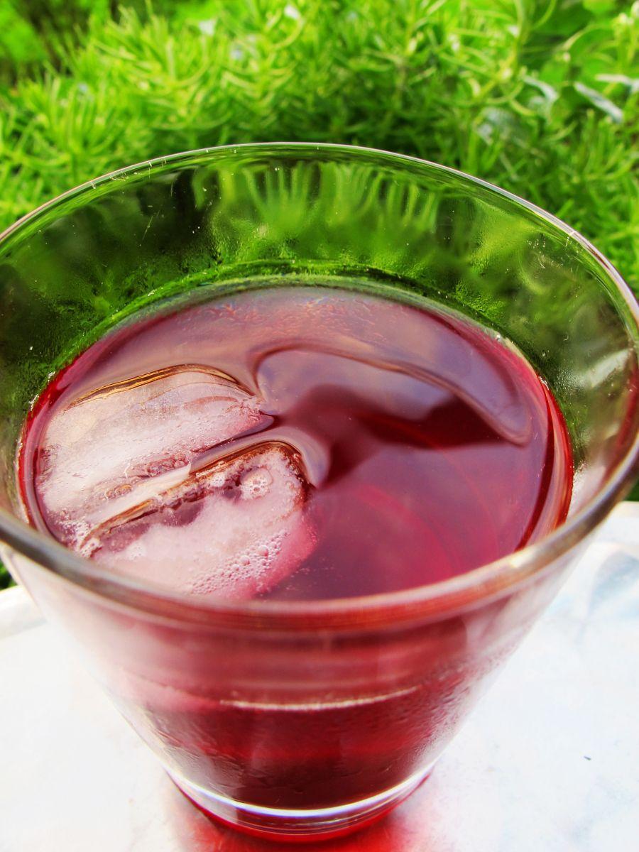 Saft Black Currant Drink Cordial Svartvinbarssaft Black Currants Berry Juice Fruit Pops