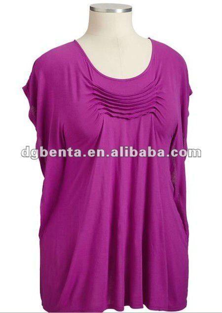 5e816d00 top sale tee shirt,fat girls clothing fat women dress plus sizes t shirt  big ladies tops $3.5~$6.8