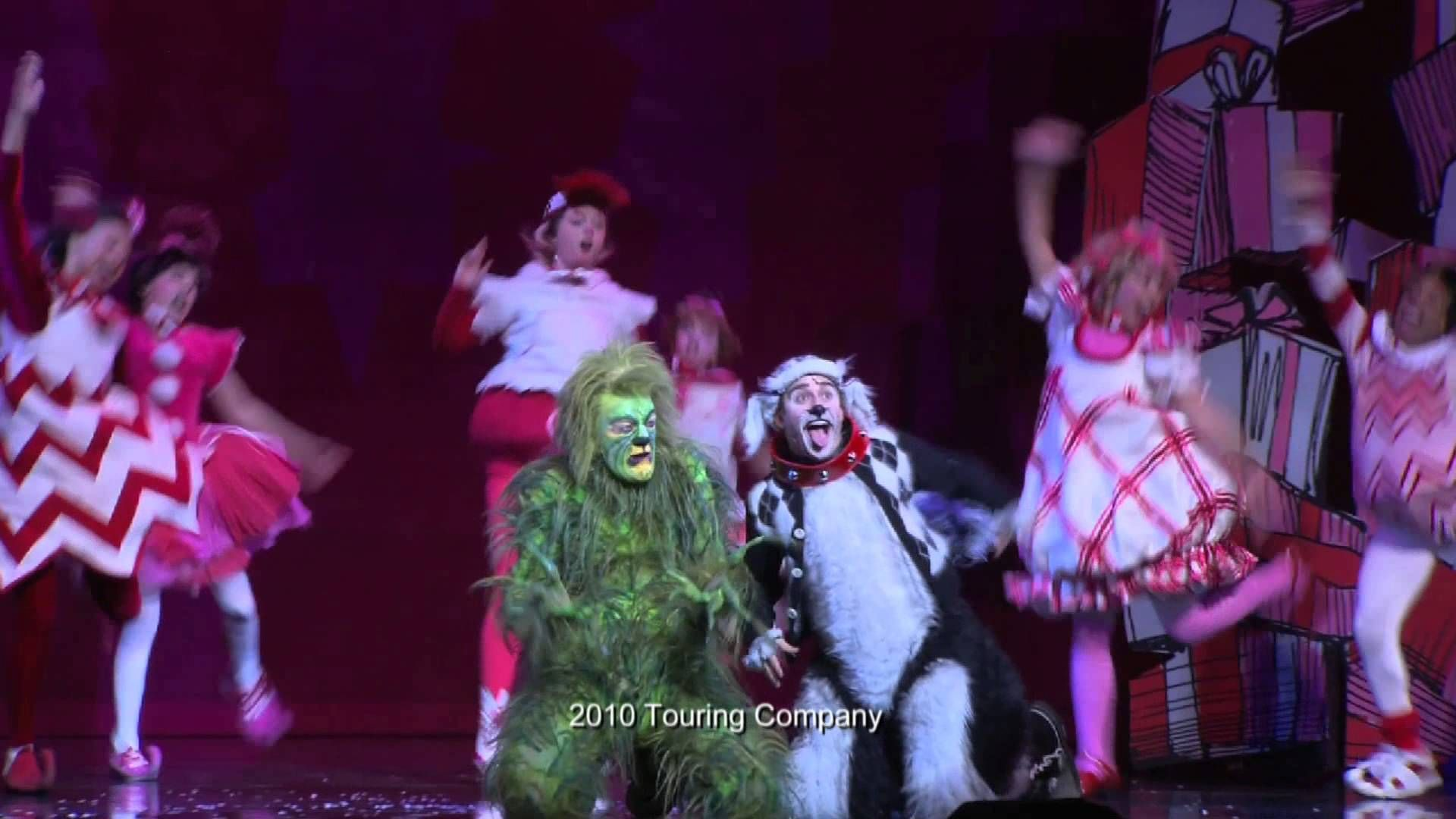 How The Grinch Stole Christmas Musical.Dr Seuss How The Grinch Stole Christmas The Musical Makes