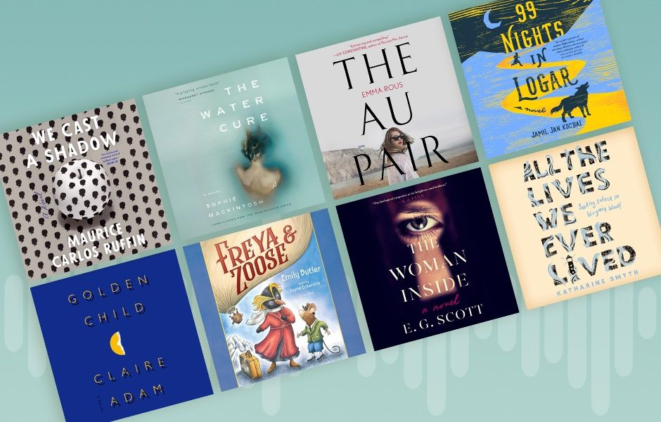 Make It New With A January Debut Audio Books Good Books Penguin Random House