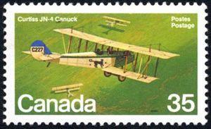 Curtiss JN-4 Canuck