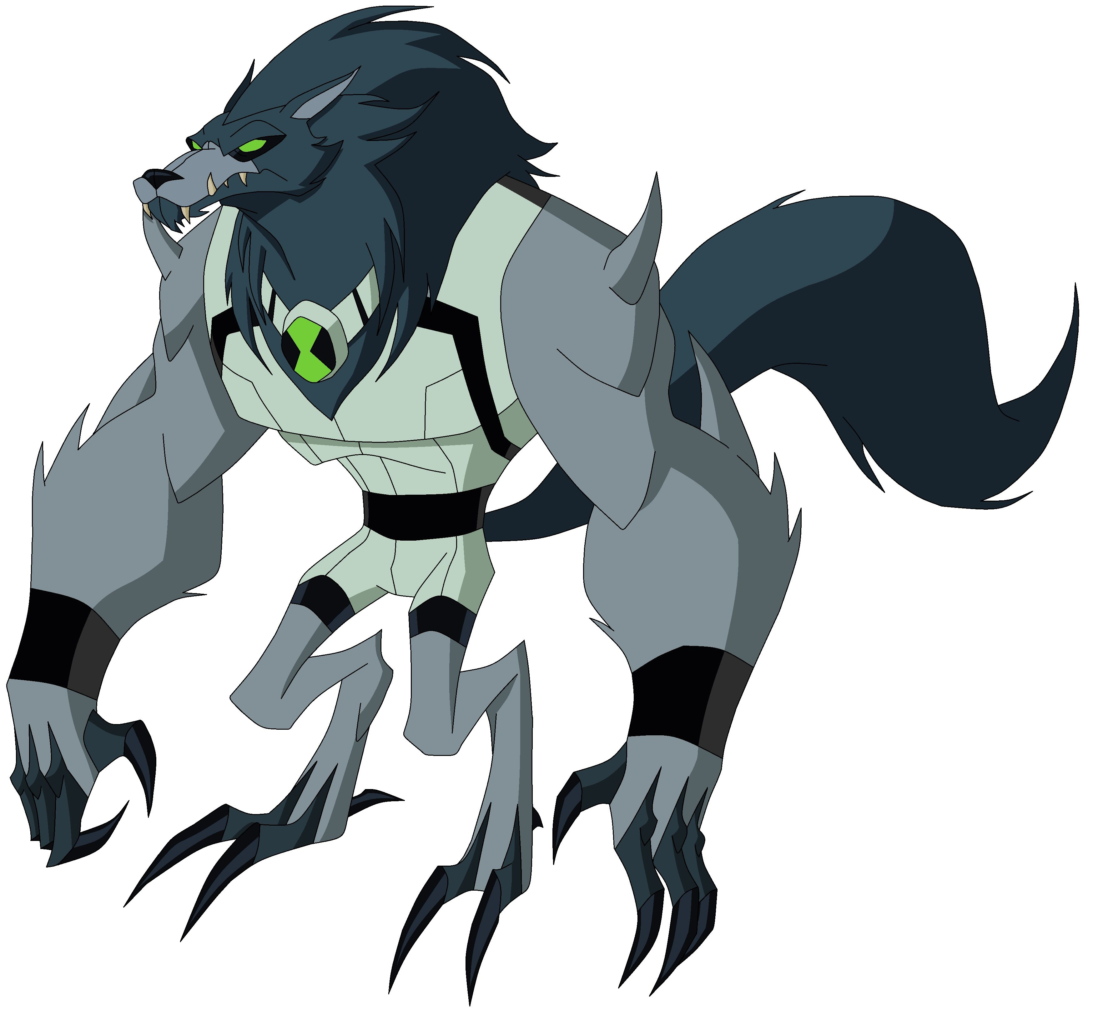 Blitzwolfer Ben 10 Ben 10 Ben 10 Alien Force Ben 10 Ultimate Alien