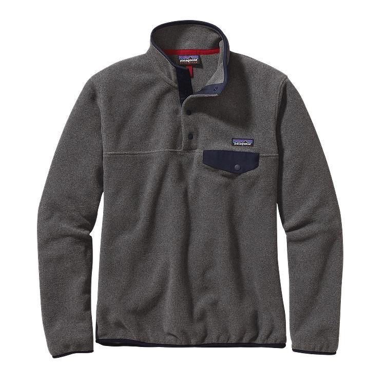Women's Lightweight Synchilla® Snap-T® Fleece Pullover | Patagonia ...