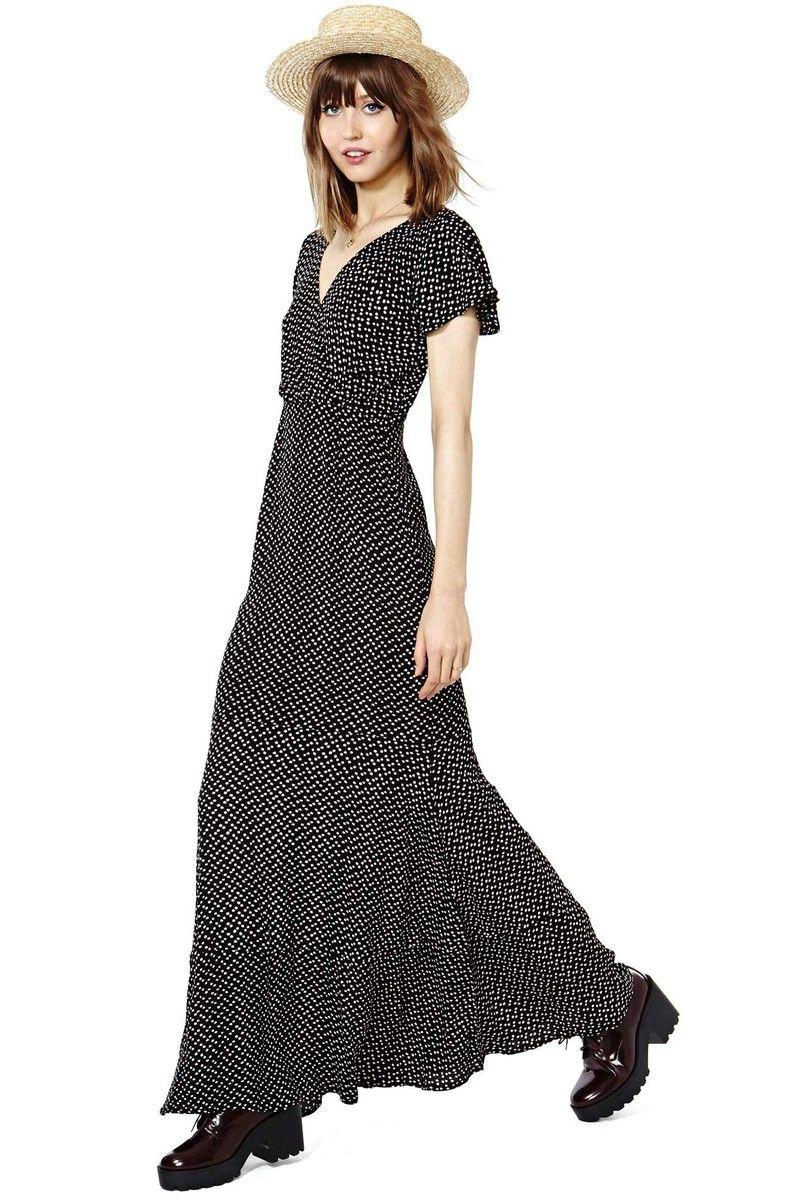 Maxi eve stylish dresses photos