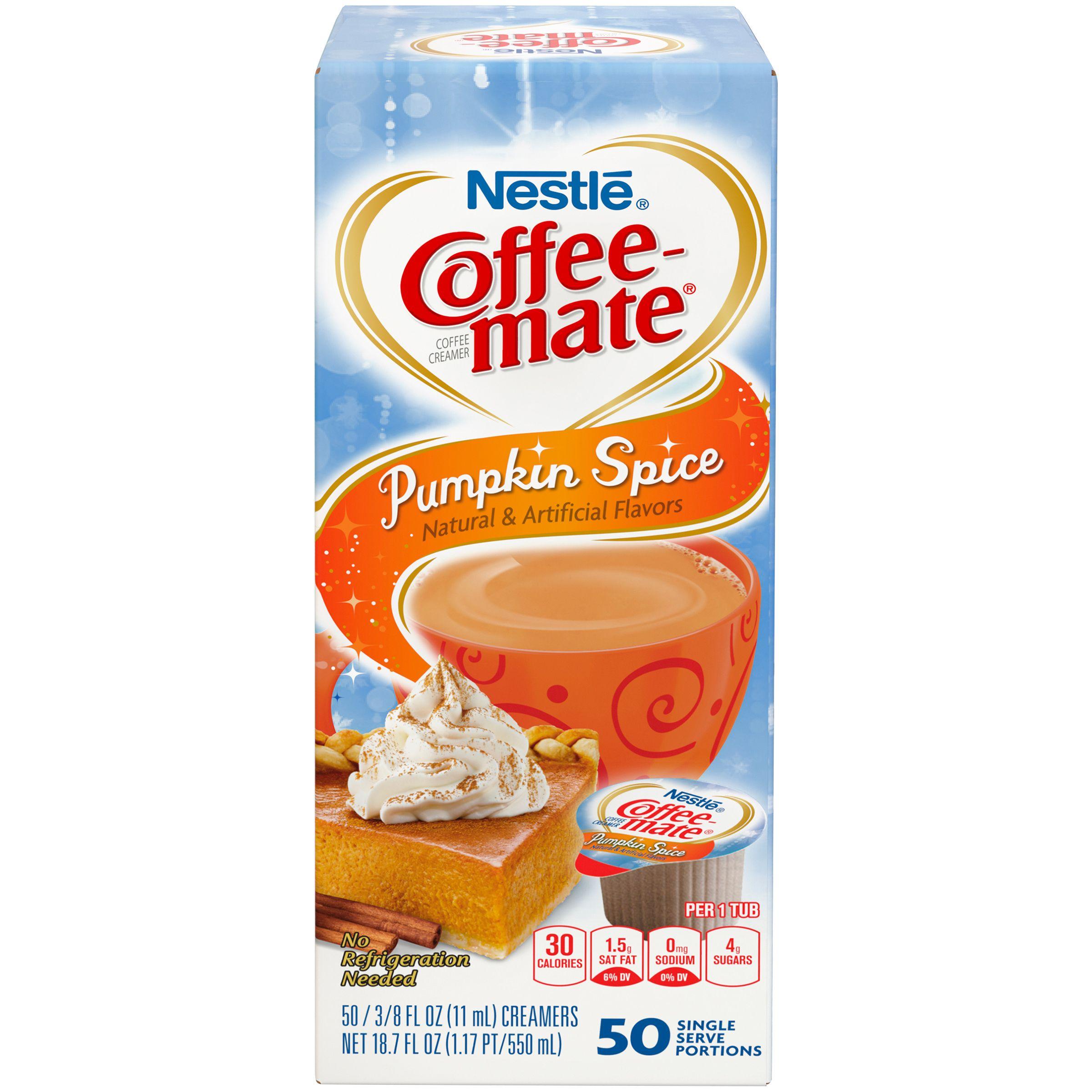 Food Coffee creamer, Pumpkin spice coffee, Pumpkin spice