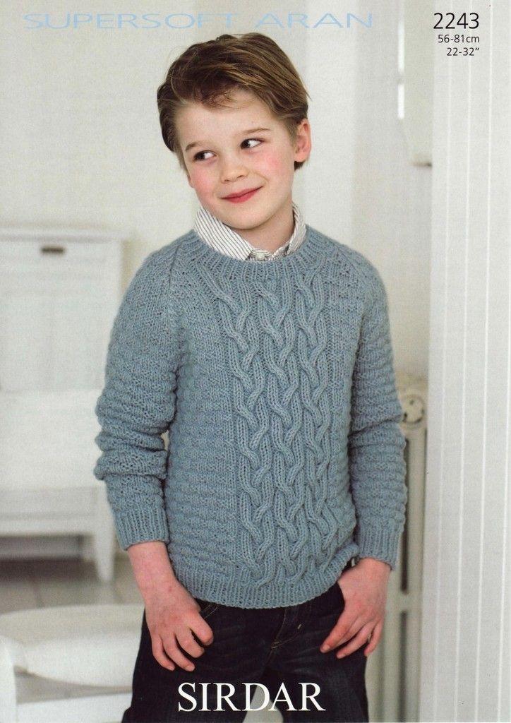 Sirdar2243.pdf-1main | Knitting Patterns | Pinterest | Pdf, Weaving ...