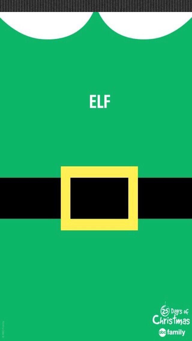 Iphone Wallpaper Buddy The Elf Tjn Buddy The Elf Abc Family