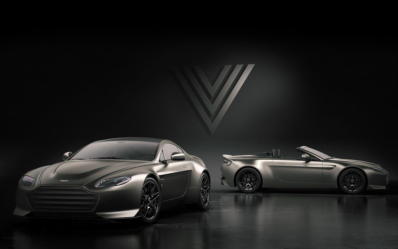 O Aston Martin V12 Vantage V600 2018 Cupe Esportivo Cabriolet
