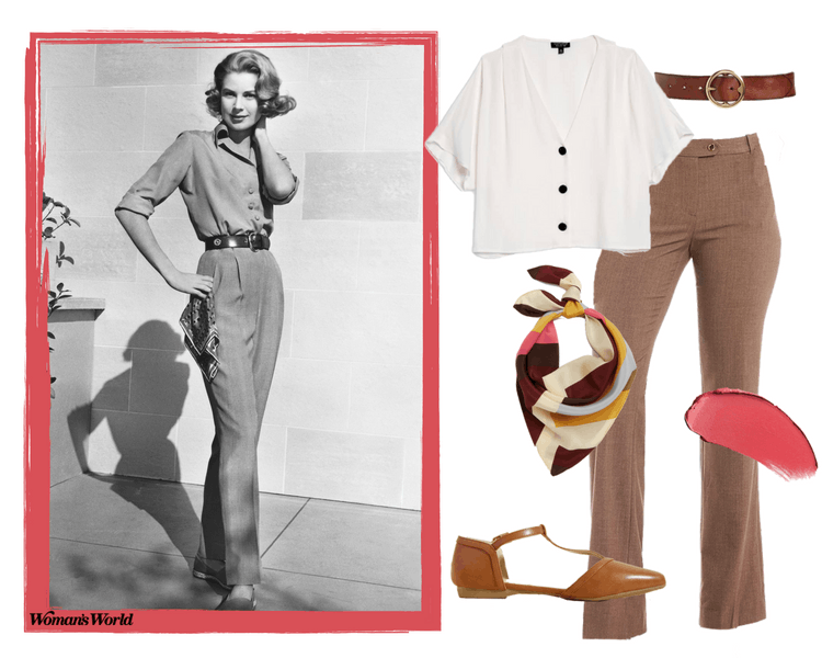 6 Old Hollywood Inspired Outfits You Can Recreate Today Grace