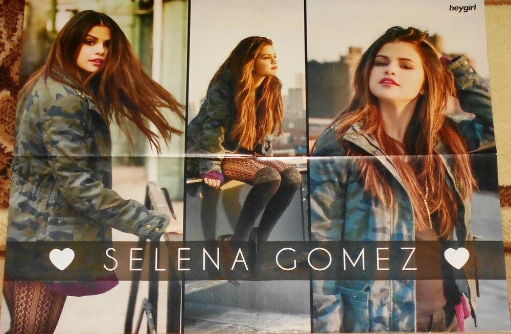 Selena Gomez Magazine Maxi Poster A2 Celebrity Collection
