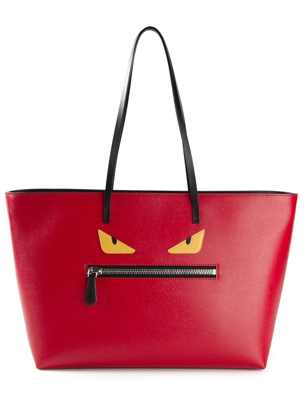 3c8eb56d7 #fendi #monster #bags #roll #red #tote #spring #womens #fashion www.jofre.eu