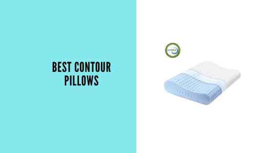 Top 10 Contour Pillows of 2020