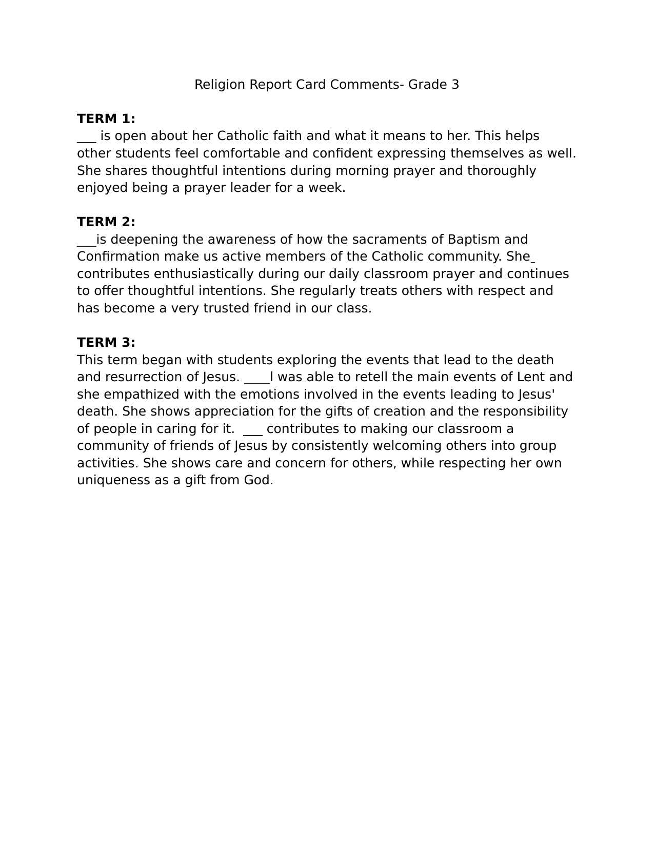 Writing comments for reports   ppt video online download NSW Public Schools  Finance System Transition