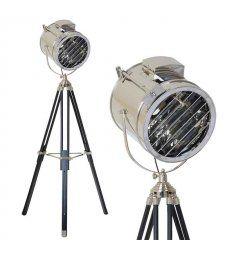 Bardot Large Retro Tripod Floor Lamp