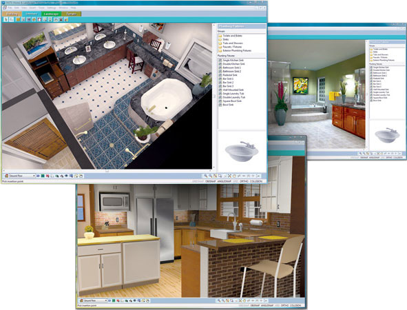 Virtual Architect Ultimate Home Design 7 3d Home Design Software