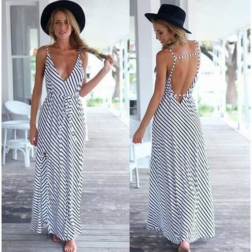 achat robe longue d ete