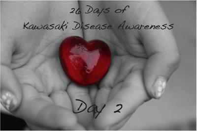 The Grey Seeker 26 Days Of Kawasaki Disease Awareness Day 2