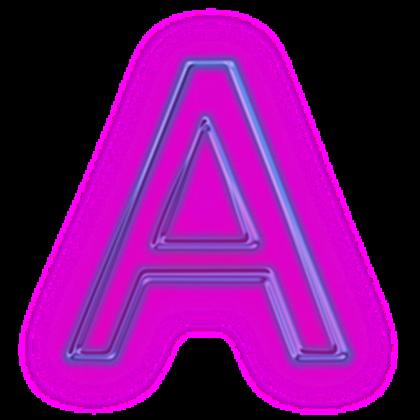 transparent letters neon 226