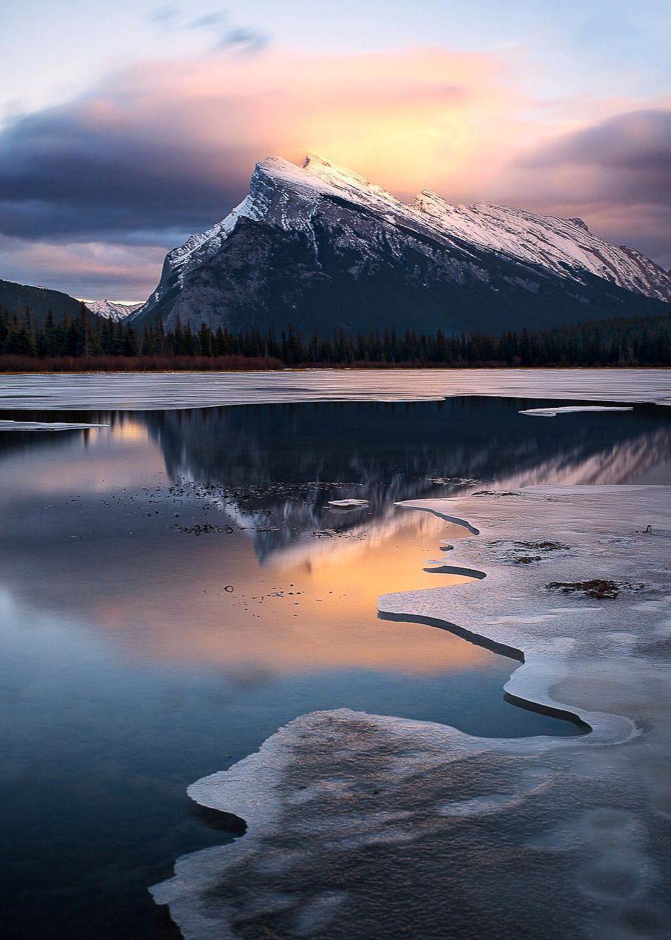 Banff Alberta Canada Mwhellams Landschaftsfotografie Landschaftsfotos