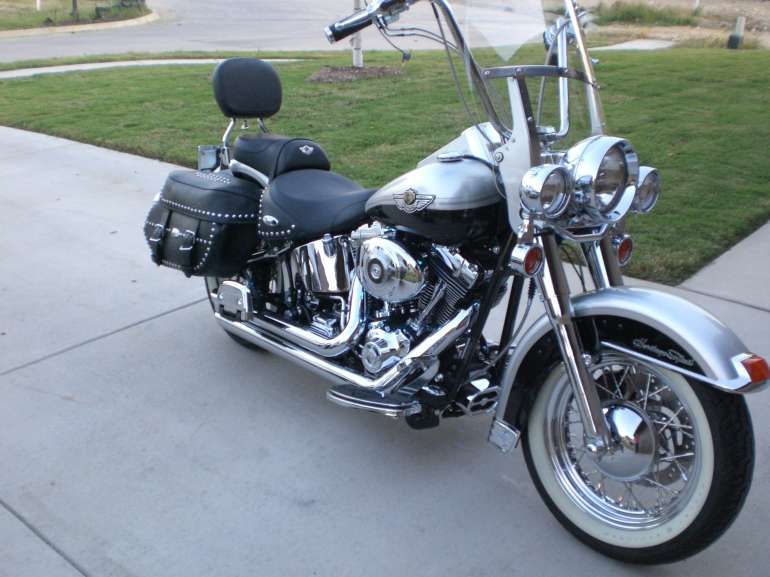 2003 Harley Davidson Heritage Softail 100th Anniversary Edition For Sale In Fort Worth Tx Harley Davidson Bikes Harley Davidson Harley