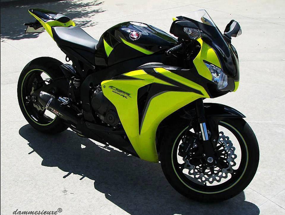 2008 CBR 1000 RR Honda CBR Fireblade Pinterest