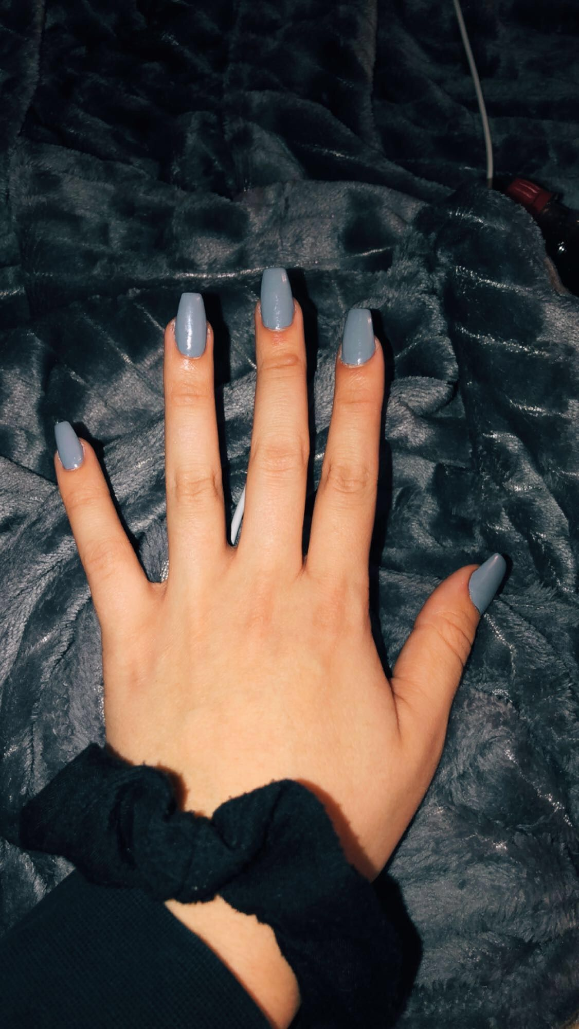 AcrylicNailsNatural in 2020 Cute acrylic nails, Cute