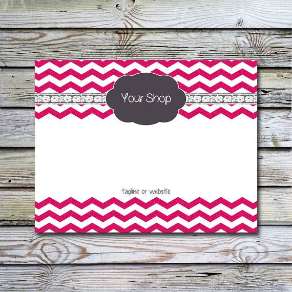 Headband Card Bow Card Display Card Design By Polkadotsquaredesign Card Template Display Cards Card Design