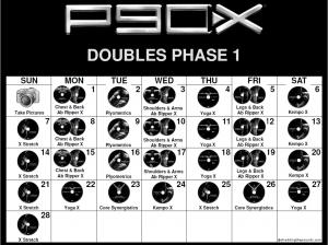P90x Workout + Pdf Manuals