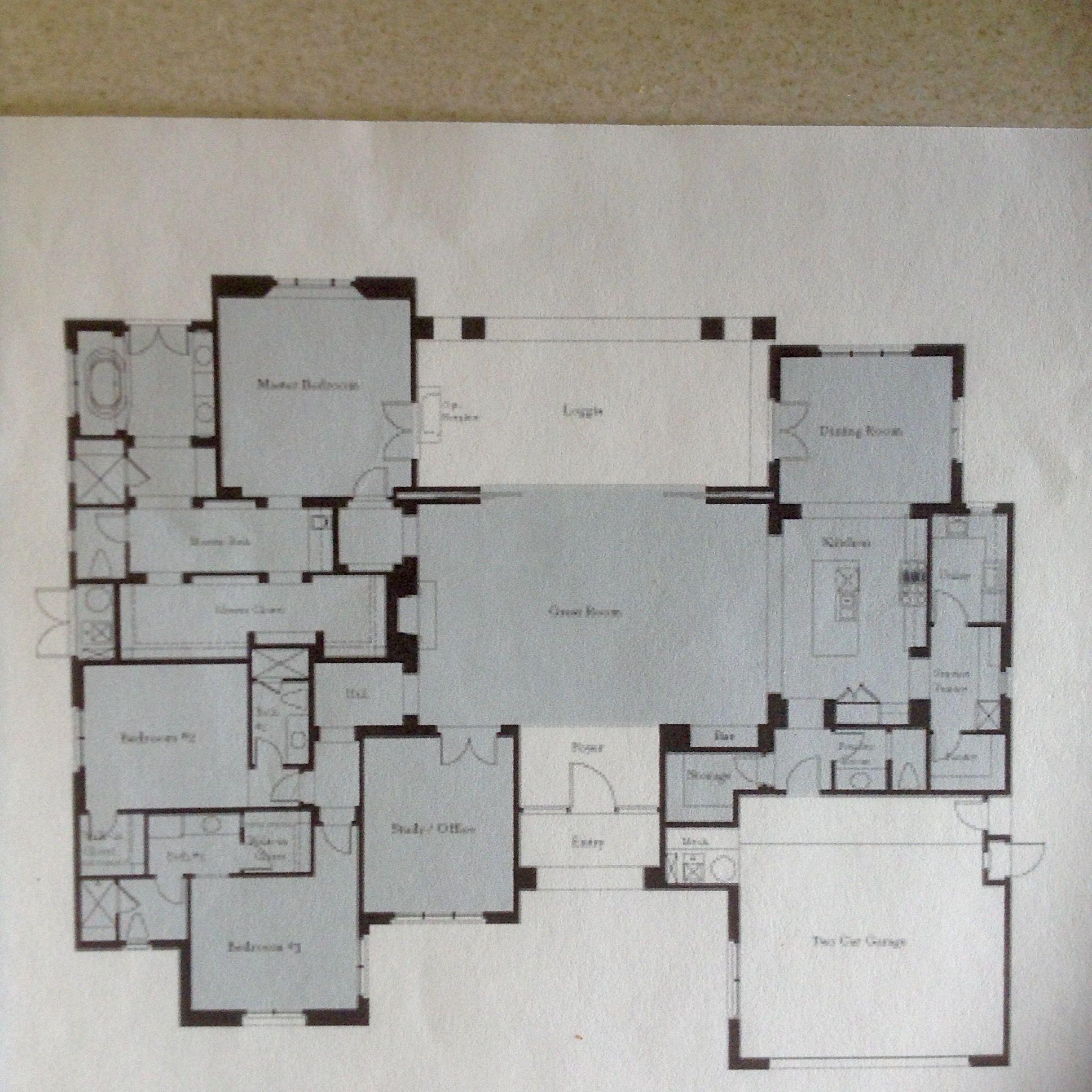 Casitas 3 Silverleaf Scottsdale Az Floor Plans How To Plan Scottsdale