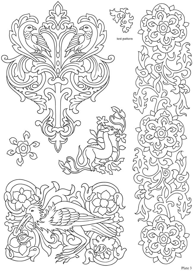 Welcome to Dover Publications | Art Patterns and Printables ...