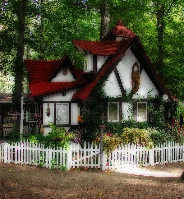 The 25 Best Storybook Cottage Ideas On Pinterest