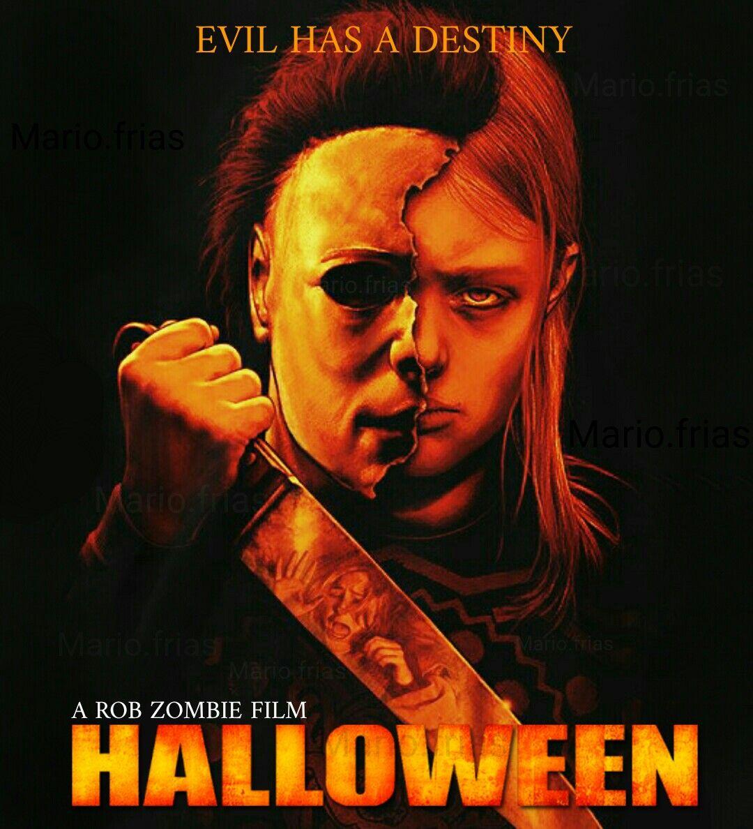 halloween rob zombie horror movie slasher horror fan. Black Bedroom Furniture Sets. Home Design Ideas