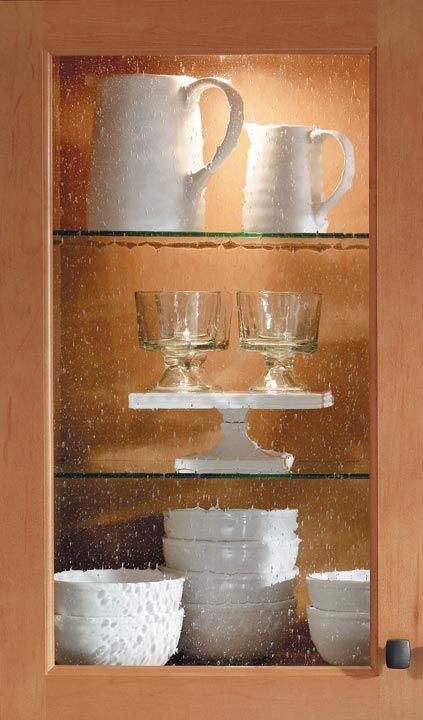 Waypoint Styles Derbyshire Gl Cabinet Doors Flaunt Your