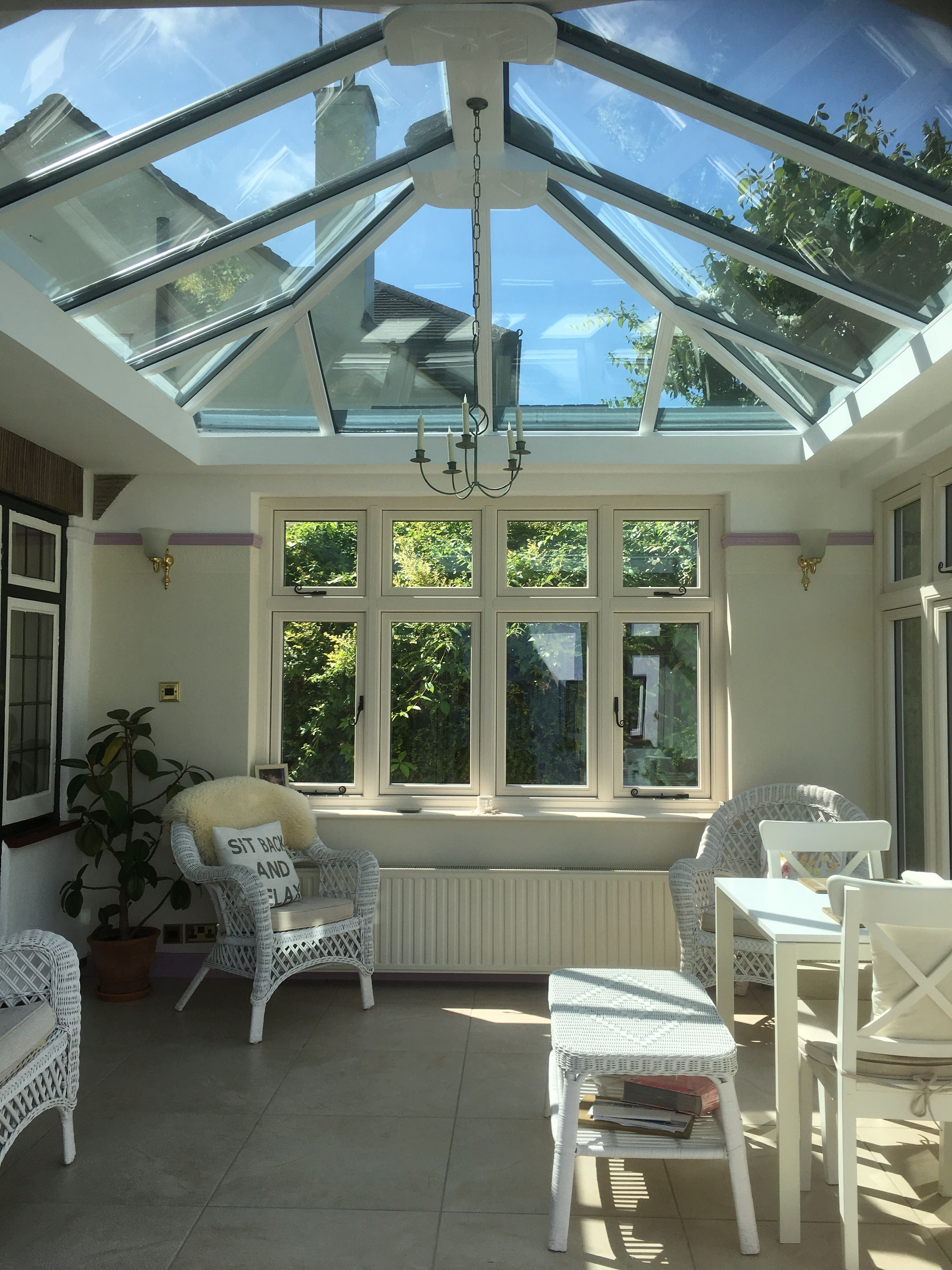 Residence 9 Internal View Inside Orangery Extension