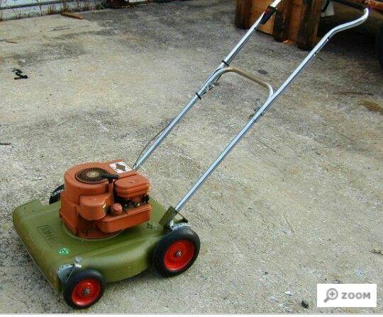 1960 Tom Boy Lawn Mower Garden Tractor Vintage Garden