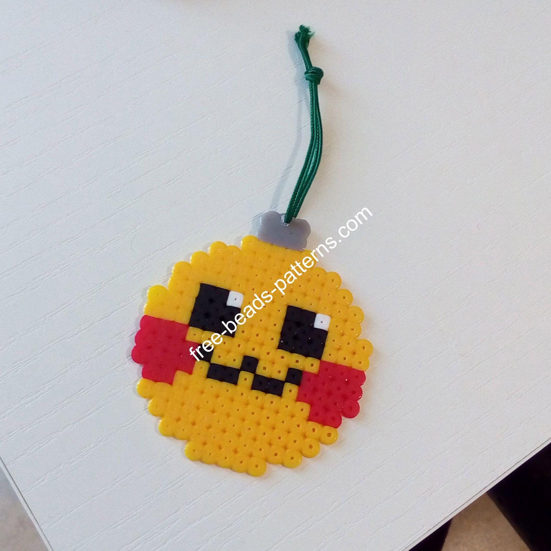 Image result for hama perler pyssla beads | Chupete | Pinterest