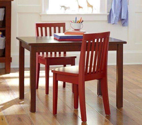 Carolina Small Table 2 Chairs Set Pottery Barn Kids Actually
