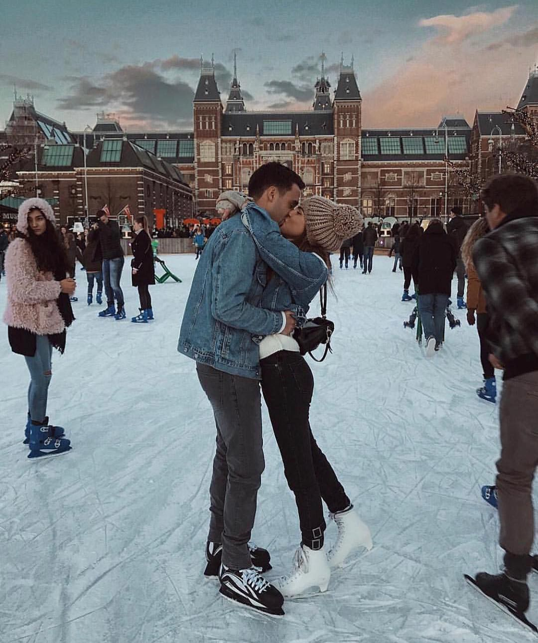 Comment Your Favorite Ice Skating Couple Via Fashion