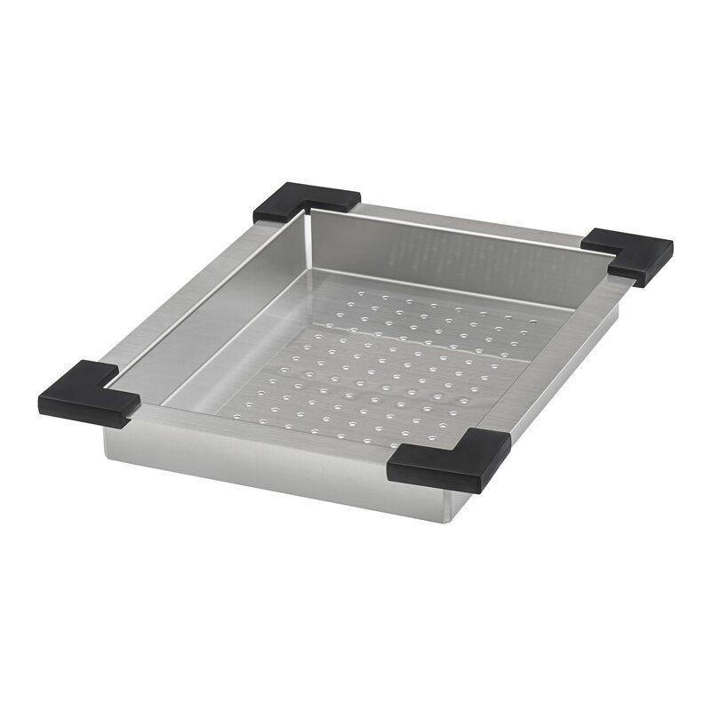 57 L X 19 W Undermount Kitchen Sink In 2020 Undermount Kitchen Sinks Kitchen Sink Ledge Kitchen Sinks