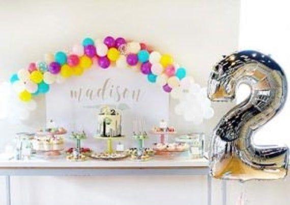 Balloon Garland DIY Kit Jelly Bean Theme#balloon #bean #diy #garland #jelly #kit #theme