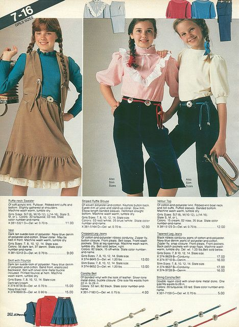1982-xx-xx JCPenney Christmas Catalog P262 | Fun: 60s-90s Group