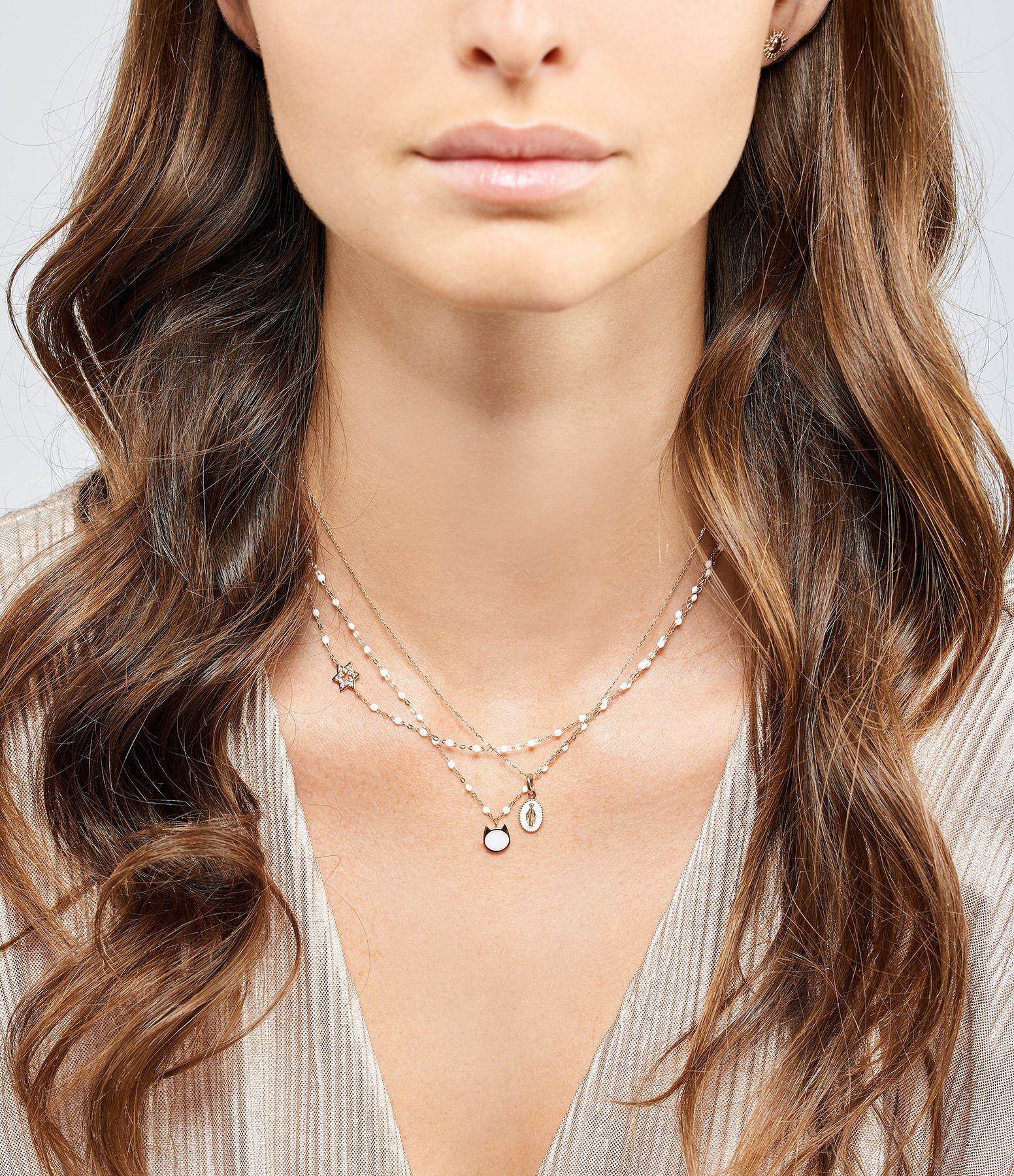 10 x 10 mm Résine Star noire perles