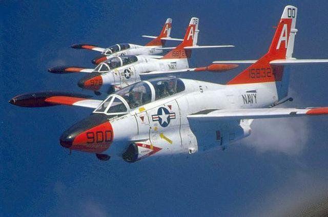 Navy Jet Trainer