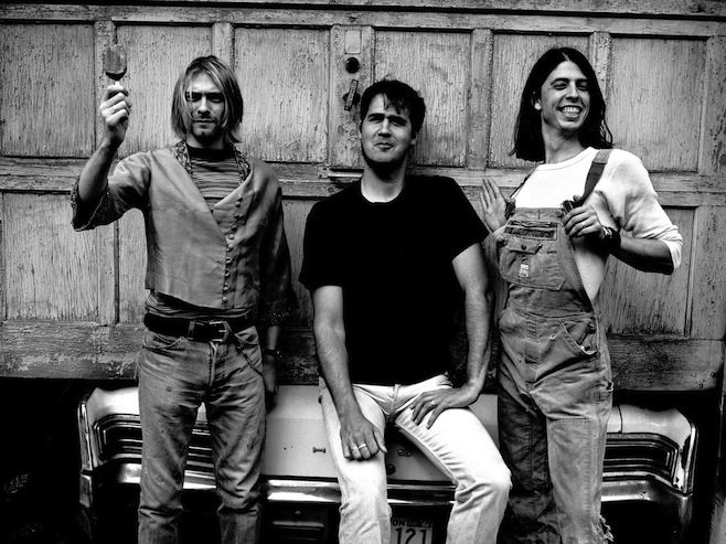 It's official guys! Nirvana will be imducted into the rock n roll hall of fame! Along with KISS, and Linda R. I'm so proud, and excited. I'm going to cry when I watch it. <333 I think Kurt would've loved getting inducted along side Kiss. (:
