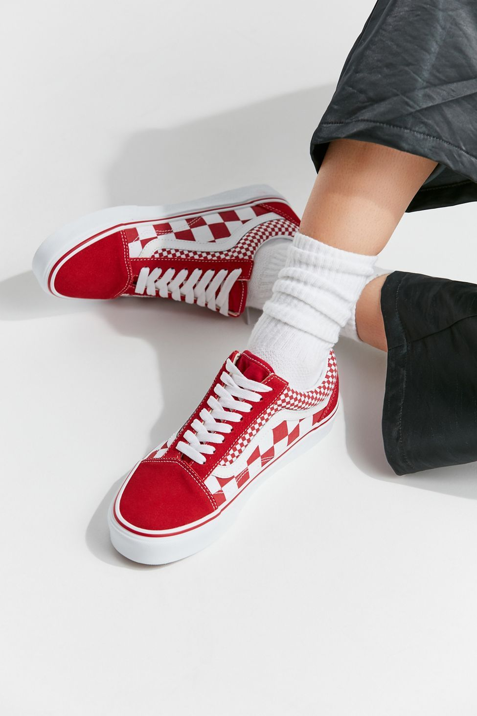 Vans Old Skool Mix Checkerboard Sneaker