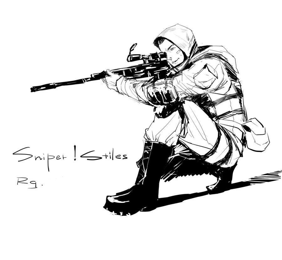 Sniper Stiles by buzy069.deviantart.com on @deviantART