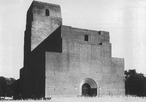 Garrison Church of St Martin, Delhi, India (built… #architecture #brutalism #concrete Pinned by www.modlar.com