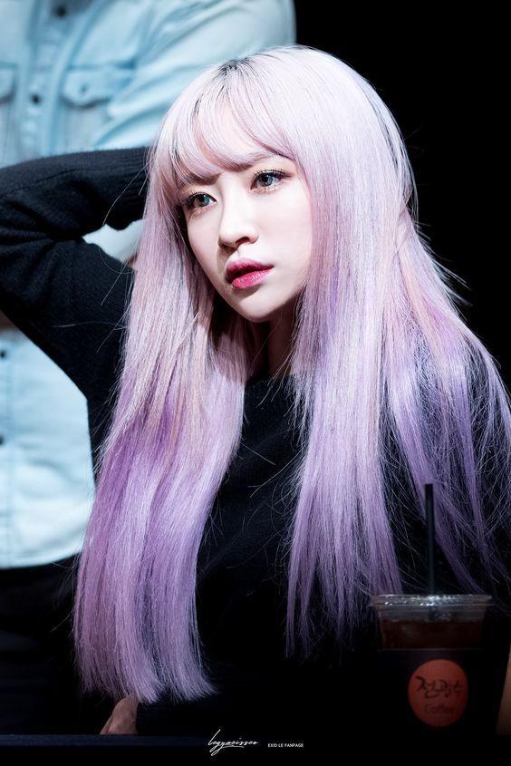 EXID Ahn Heeyeon Hani 안희연 (With images) | Hani, Hair