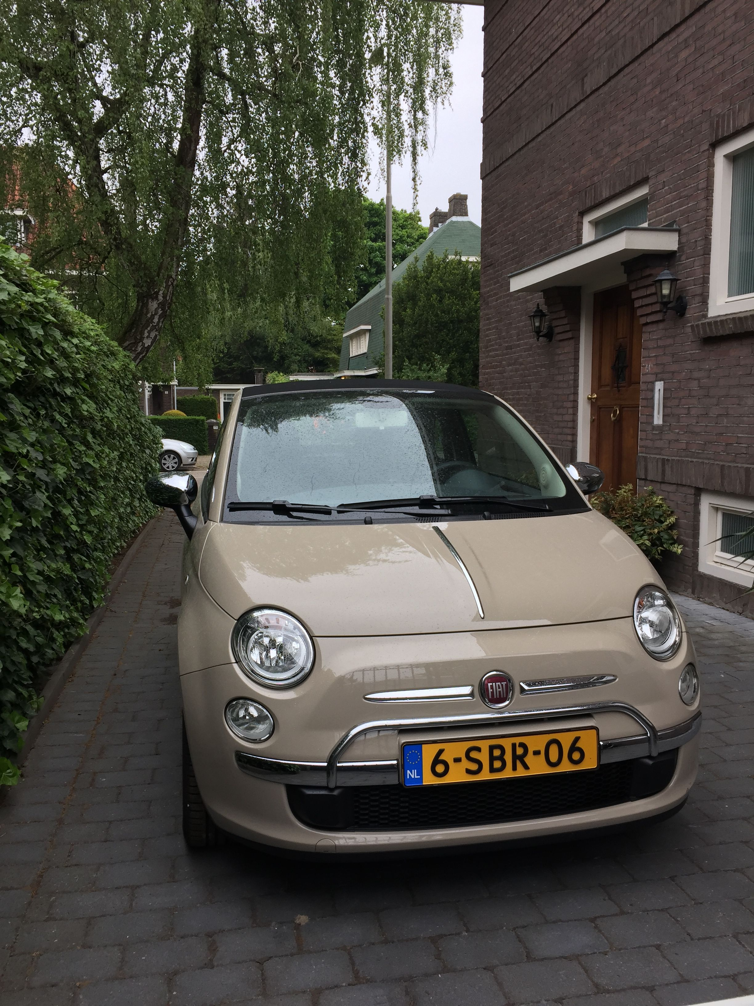 voorbeugel op fiat 500c indie cream beige cappuccino dream pinterest fiat 500c fiat and. Black Bedroom Furniture Sets. Home Design Ideas