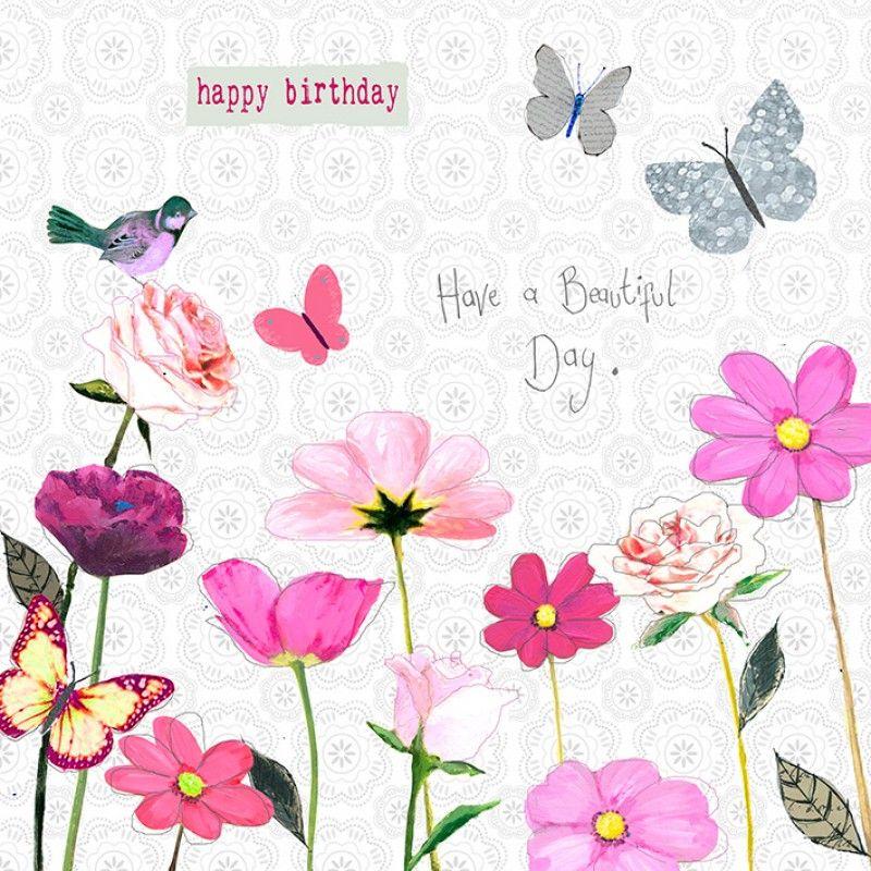 Beautiful Birthday Greetings - Google Search
